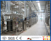 Energy Saving 2000-10000LPH  continuous  Ice Cream Machine  ISO9001 / CE / SGS