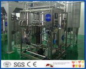 12TPH Soft Drink Production Process Soft Drink Production Line With Soft Drink Filling Machine
