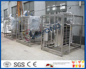 2TPH-20TPH  Plate heat exchanger and cooler with large gap for pasteurized milk/Yogurt /fermentated drink